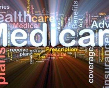medicare modern word mashup