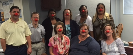 Red Nose Day at IHS Insurance