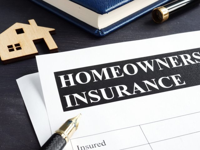 What happens after home insurance claim is filed?